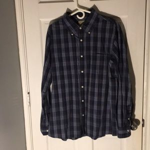 Sonoma Casual Button Down Shirt